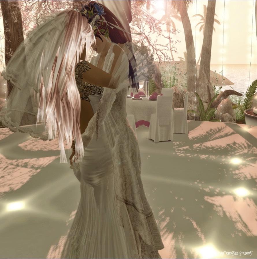 Wedding Dance At The Altar: Wedding Of Ashra & Kiee, April 10th